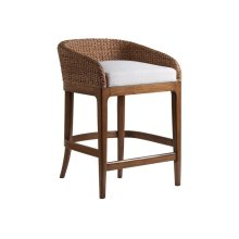 Medium Brown Capitola Barstool