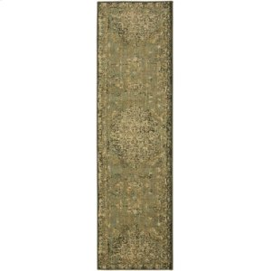 Floret by Patina Vie Seagrass Runner 2ft 1in X 7ft 10in