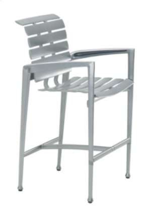 Veer Cast Bar Stool