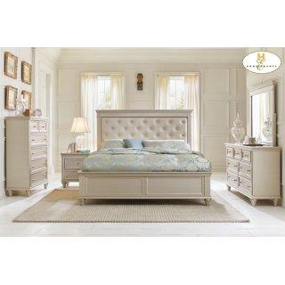 Celandine Queen Bed