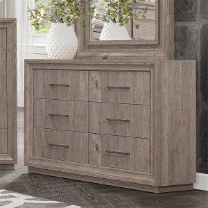 Liberty Furniture Industries6 Drawer Dresser