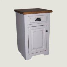 Nightstand 1 Drawer 1 Door