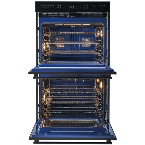 """30"""" E Series Contemporary Built-In Double Oven"""