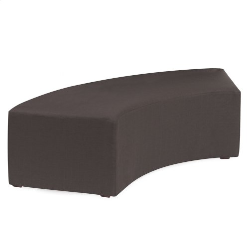 Universal Radius Bench Sterling Charcoal