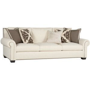 Hampton Sofa In Mocha 751