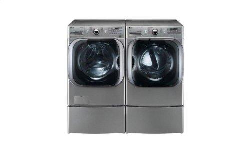 5.2 cu. ft. Mega Capacity TurboWash® Washer with Steam Technology