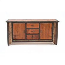 Cody 2 Door 3 Drawer Hutch Base Only - 29718-b -2 Door/3 Drawer base Only