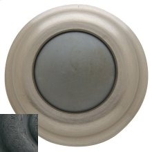 Distressed Oil-Rubbed Bronze Wall Flush Bumper