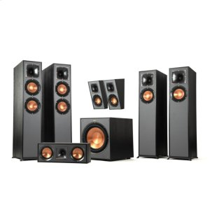 KlipschR-625FA 5.1.4 Dolby Atmos Home Theater System
