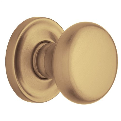 Vintage Brass 5015 Estate Knob