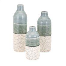 Dahlia Vases - Set of 3