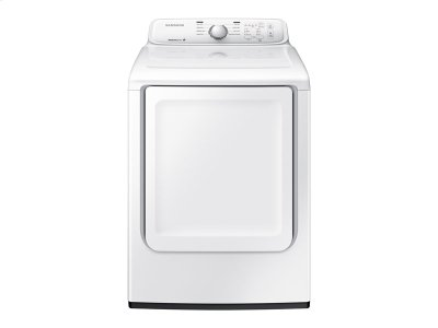 DV3000 7.2 cu. ft. Electric Dryer with Moisture Sensor Product Image