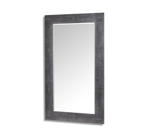 Geena Patchwork Shagreen Floor Mirror