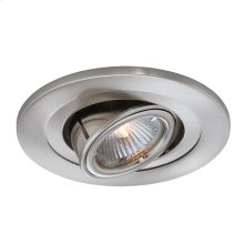 TRIM,4IN SIDE PIVOT - Satin Nickel