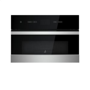 "JennAirNOIR 27"" BUILT-IN MICROWAVE OVEN WITH SPEED-COOK"