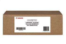 Canon Entry Cartridge 104 Black GENUINE Toner for imageCLASS Laser Printers