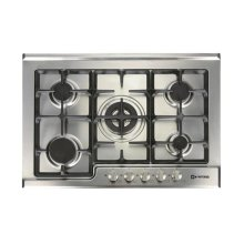 "Stainless Steel 30"" Gas 5 - Burner Front Control"