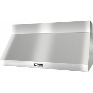 MieleDAR 1250 Wall ventilation hood for perfect combination with Ranges and Rangetops.