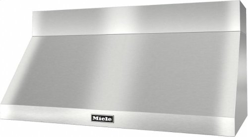 DAR 1250 Wall ventilation hood for perfect combination with Ranges and Rangetops.