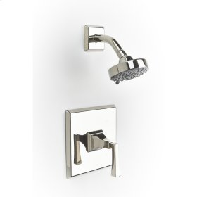 Shower Trim Hudson (series 14) Polished Nickel