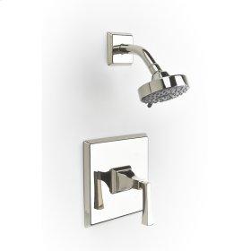 Shower Trim Leyden (series 14) Polished Nickel