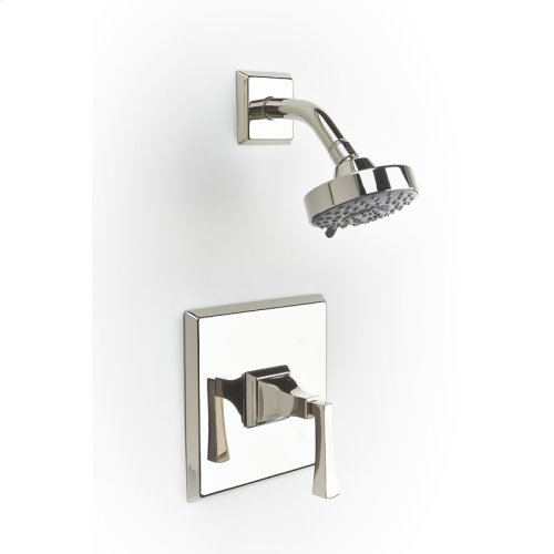 Shower Trim Leyden Series 14 Polished Nickel