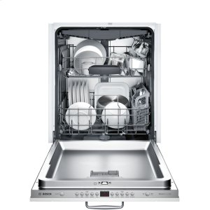 """Bosch300 Series 24"""" Panel Ready Dishwasher SHV863WB3N Custom Panel Ready (Panel Not Included)"""