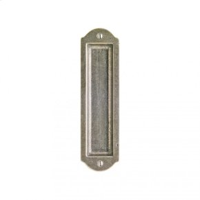 Arched Flush Pull - FP259 Silicon Bronze Light