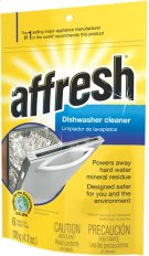 Affresh Dishwasher and Disposal Cleaner 6 Tablets Product Image