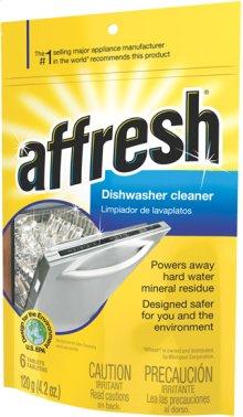 Affresh Dishwasher and Disposal Cleaner 6 Tablets