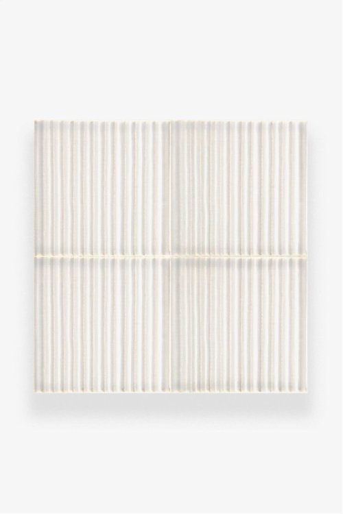 Architectonics Handmade Decorative Field Tile Wide Wale STYLE: ARDFW2