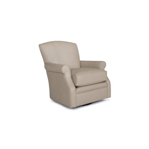 Leather Swivel Chair