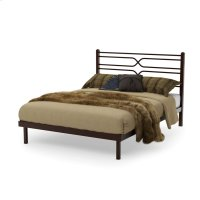 Timeless Platform Footboard Bed - Queen Product Image