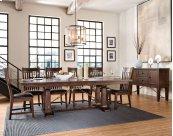 Hayden Trestle Table