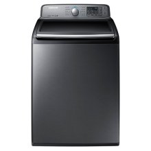 WA7400 4.8 cu. ft. Top Load Washer with AquaJet ® (Platinum)