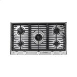 "DacorRenaissance 30"" Gas Cooktop, in Stainless Steel, Natural Gas"