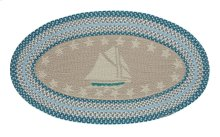 Hyport-Sailboat Surf Braided Rugs