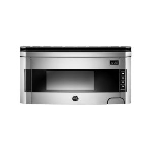 Bertazzoni30 Over The Range Microwave Stainless