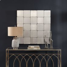 Brigid Mirrored Wall Decor