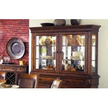 Larkspur China Hutch