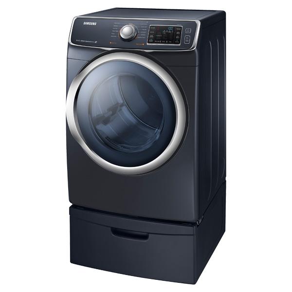 Shop Samsung Full Size In Ma Front Load Dryers Dv45k6500ew
