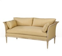 Cara - Cushion Back & 2 Pillows