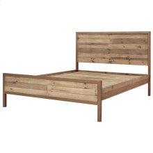Bianco Queen Bed Set, Rustic Tuscan