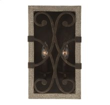Amador 2 Light Sconce