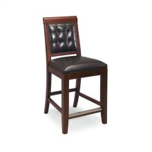 Tribecca Leather Counterstool-Kd