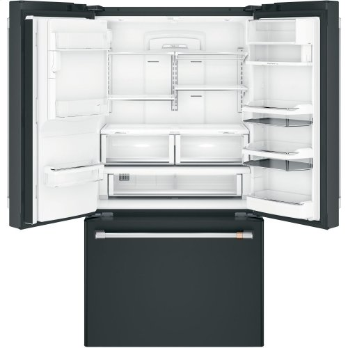 Café ENERGY STAR ® 22.2 Cu. Ft. Counter-Depth French-Door Refrigerator with Keurig ® K-Cup ® Brewing System