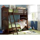 Bunk Bed Twin - Classic Cherry Product Image