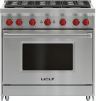 "36"" Gas Range - 6 Burners Product Image"