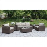 Brindsmade 6 Pc. Patio Set W/ Coffee Table & 2 End Tables Product Image