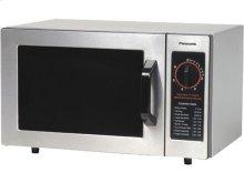 1000 Watt Dial Commercial Microwave Oven